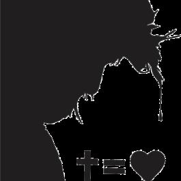 Camiseta a Sombra de Cristo