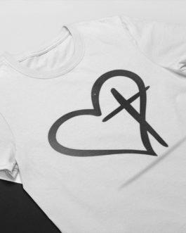 Camiseta Coração de Jesus