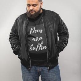 Camiseta Deus Não Falha